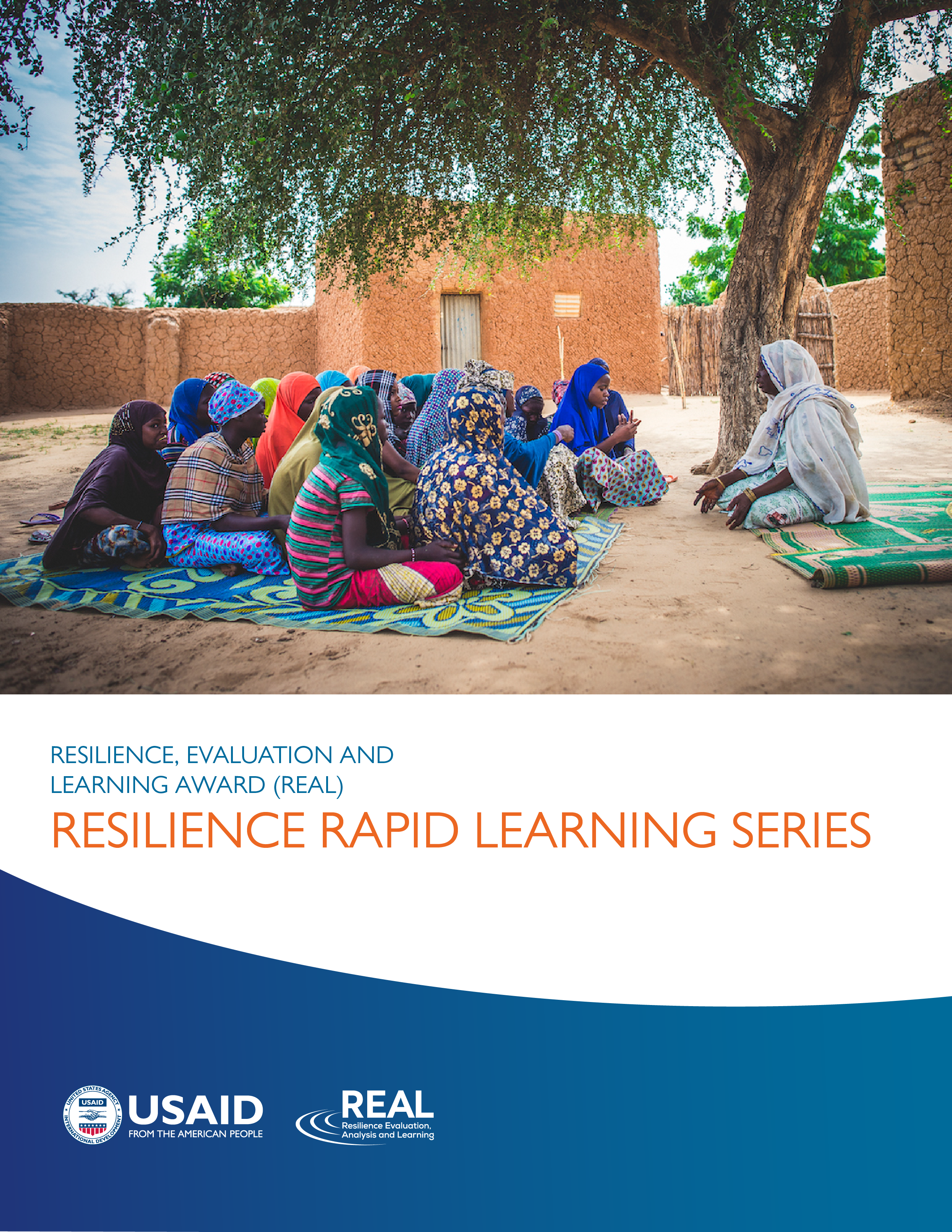 RESILIENCE RAPID LEARNING BRIEF Cover Page