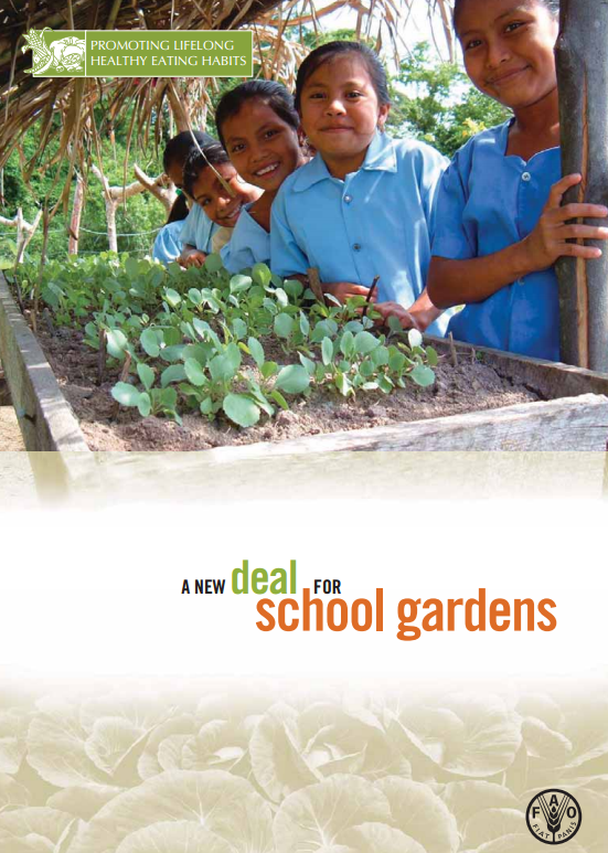 Download Resource: A Deal for New School Gardens