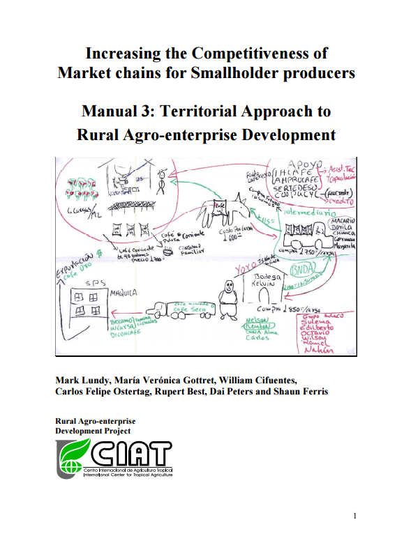 Download Resource: Increasing the Competitiveness of Market Chains for Small-Scale Rural Producers