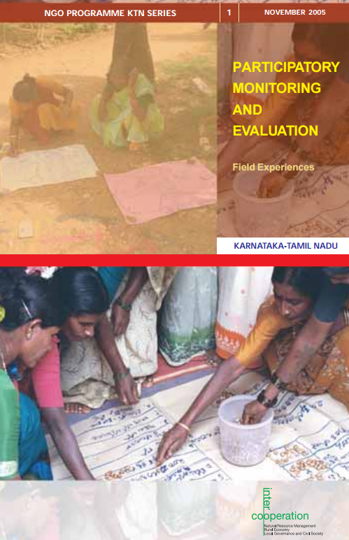 Download Resource: Participatory Monitoring and Evaluation Field Experiences
